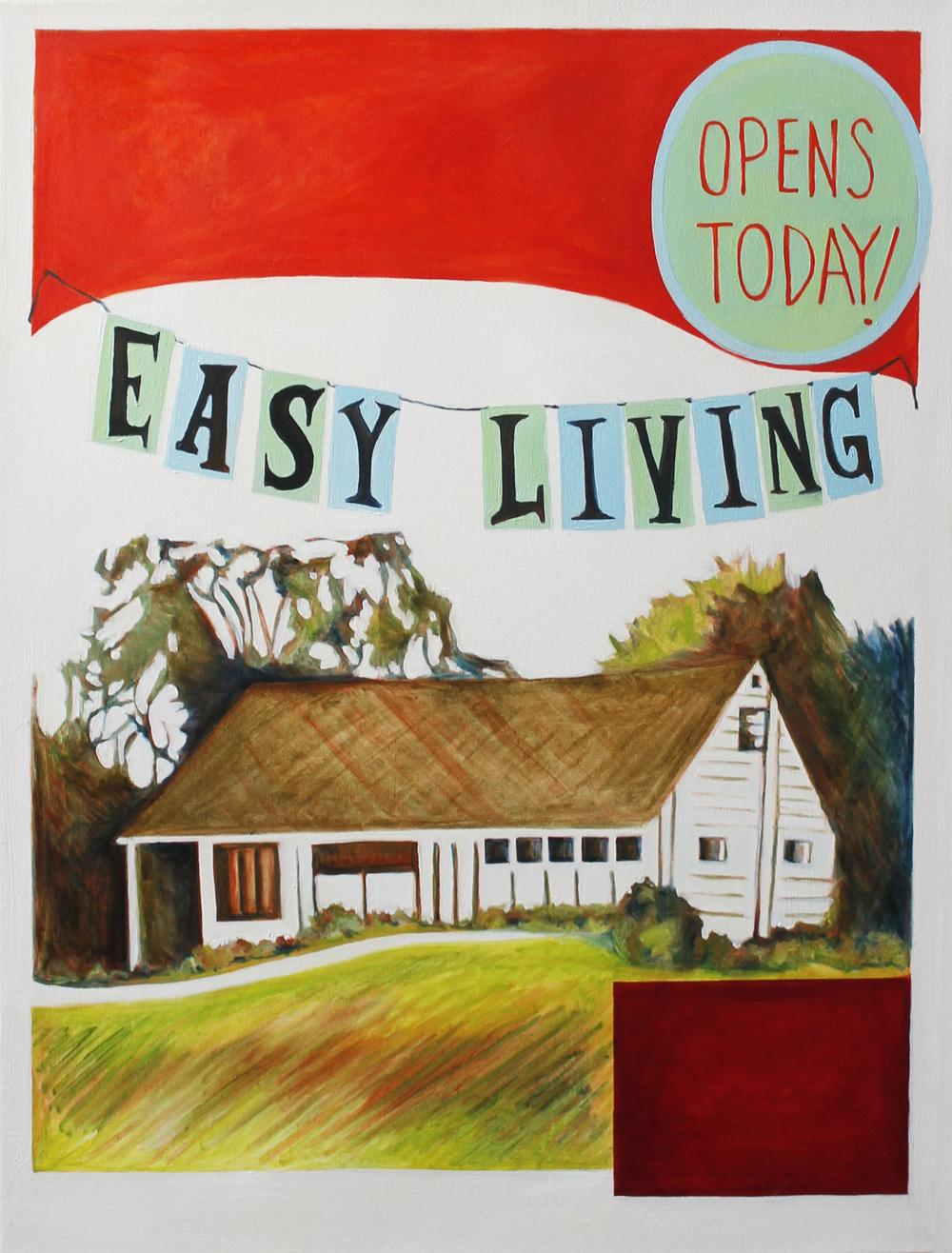 Easy Living, 2014