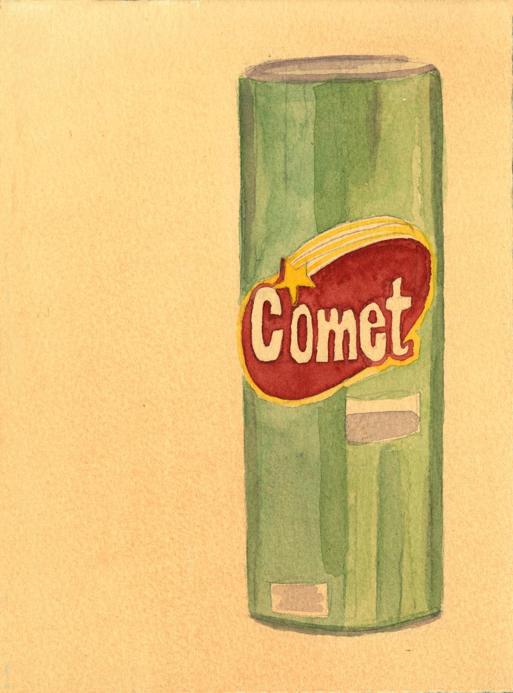 Comet, 2014