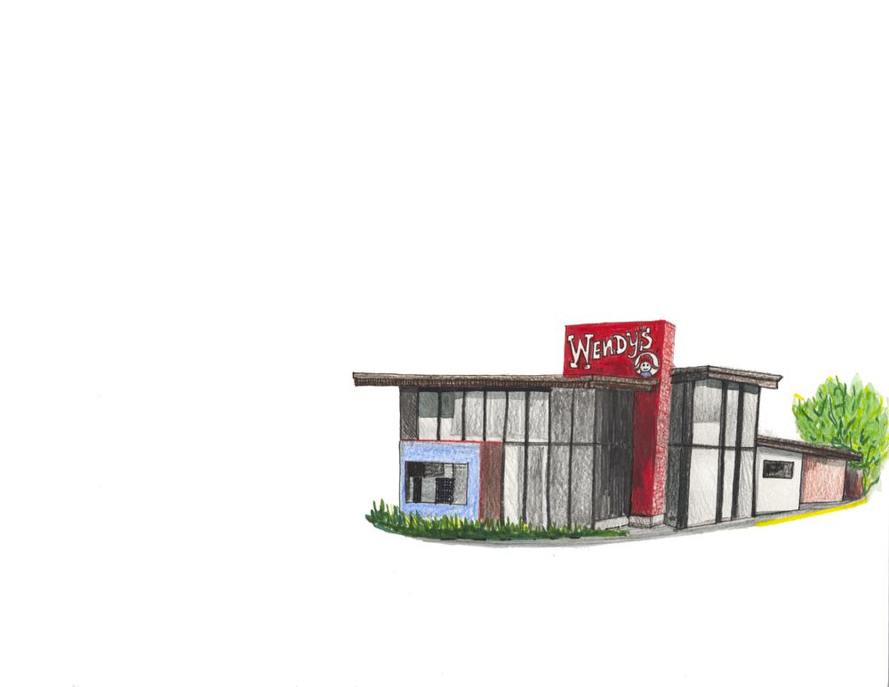 Wendy's, 2016
