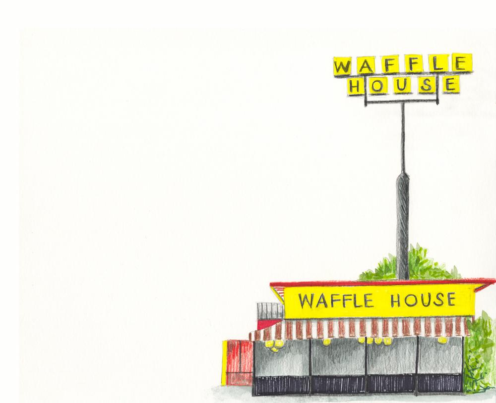 Waffle House, 2016