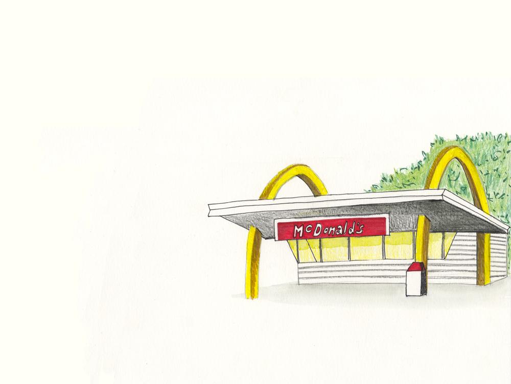 McDonald's, 2016