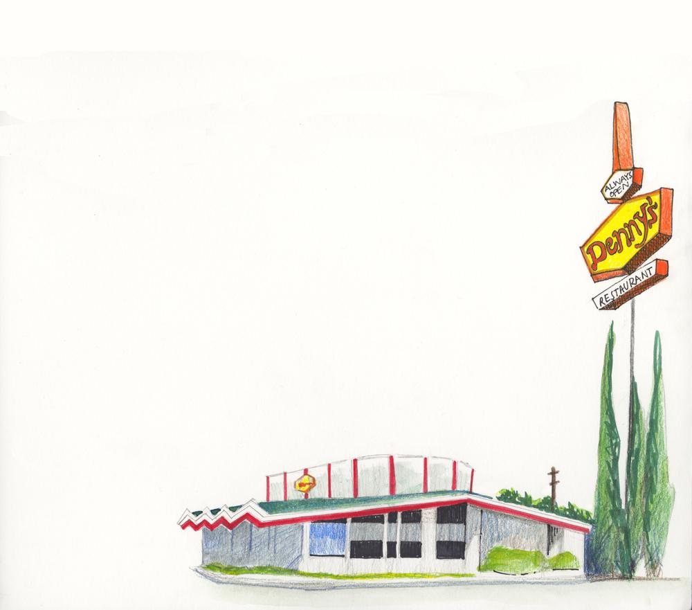 Denny's, 2016