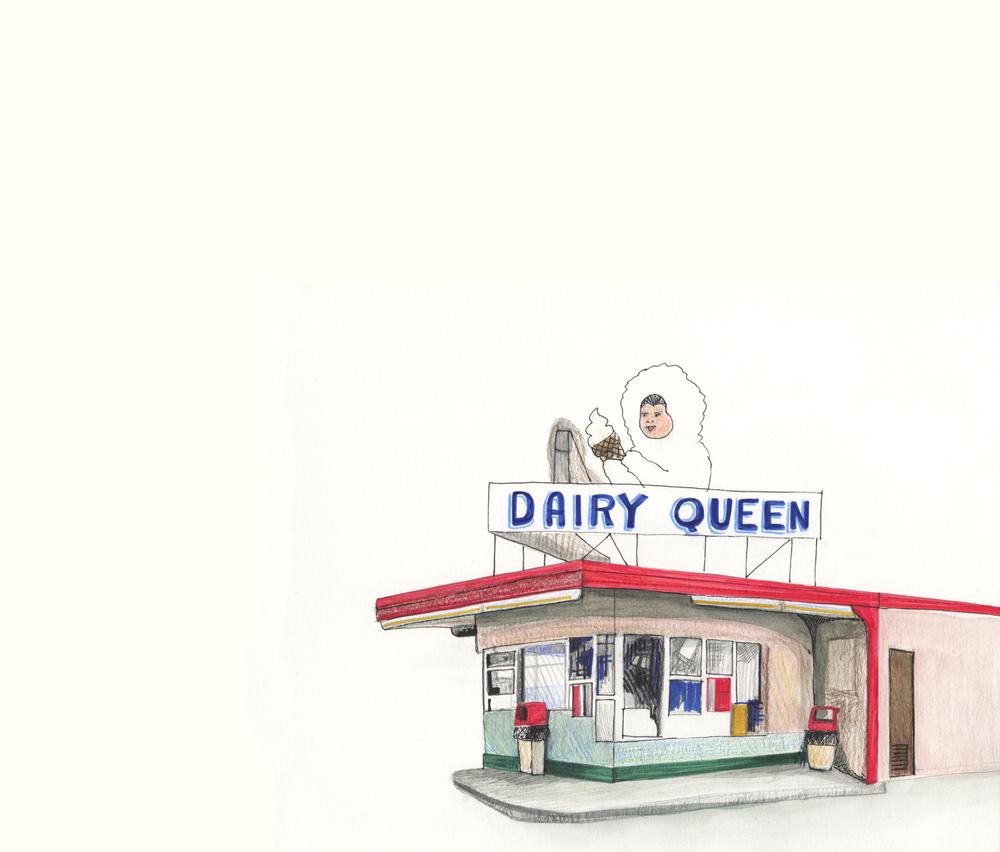 Dairy Queen, 2016
