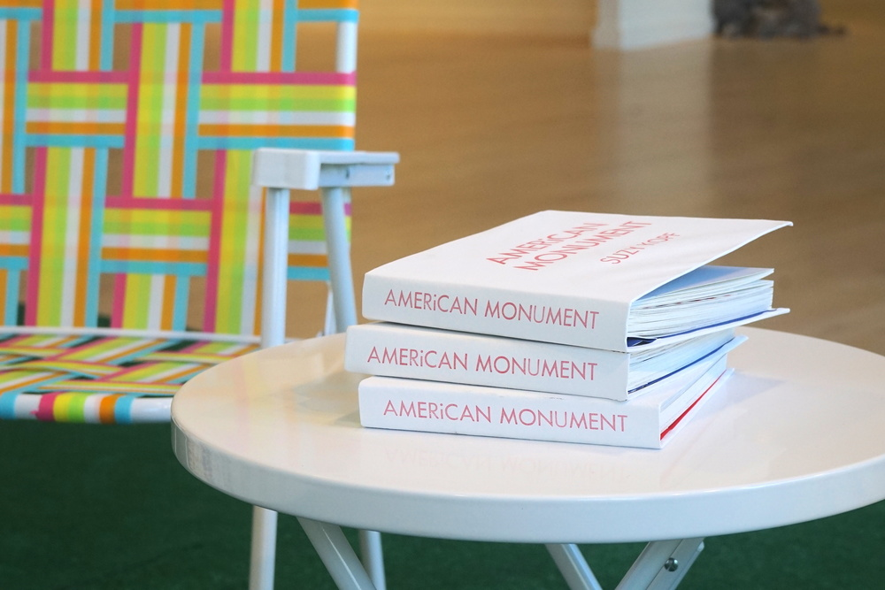 American Monument, Installation View