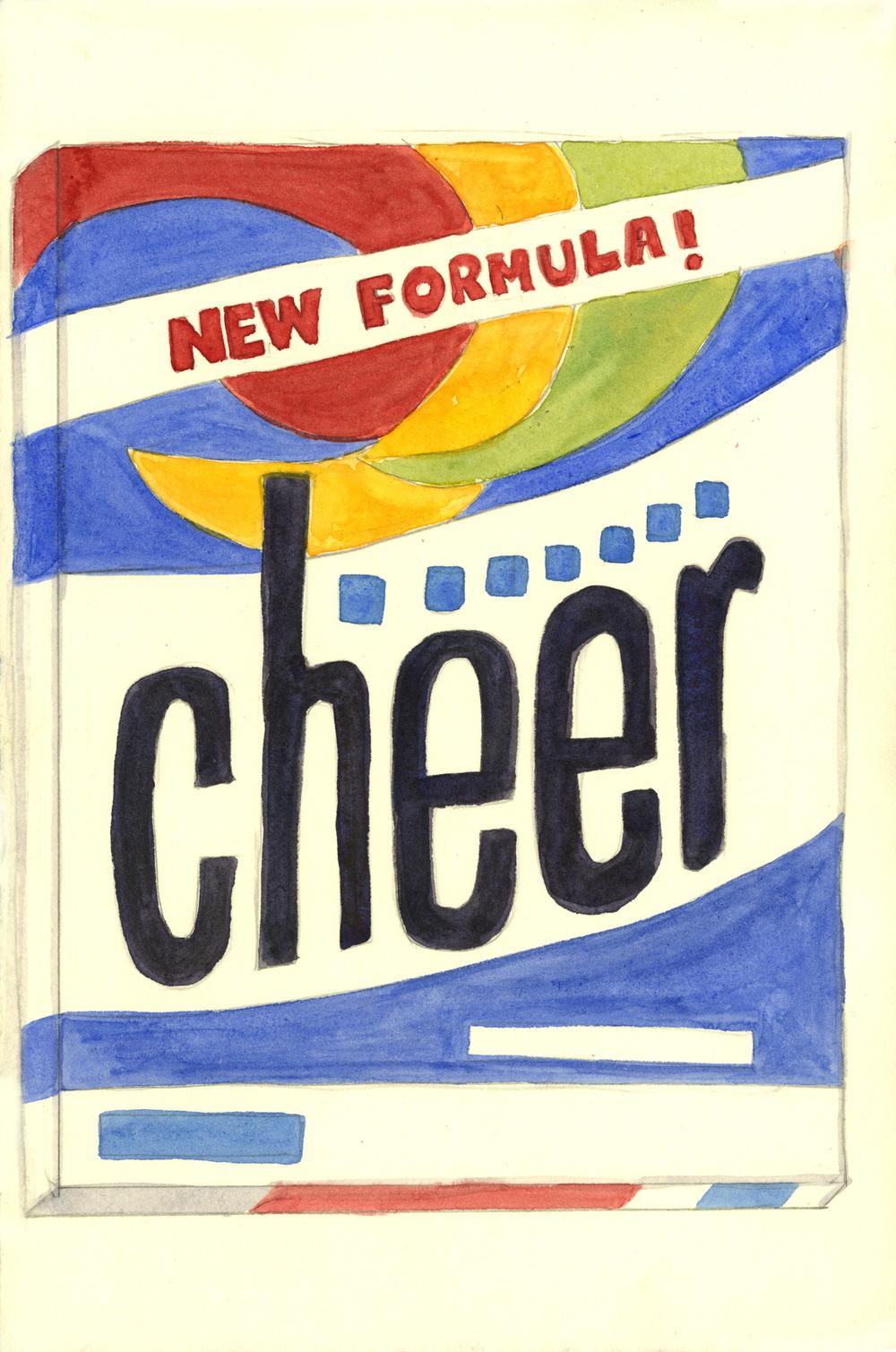 Cheer, 2014