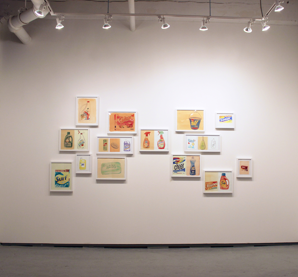 New Year, New You, Installation View, 2014