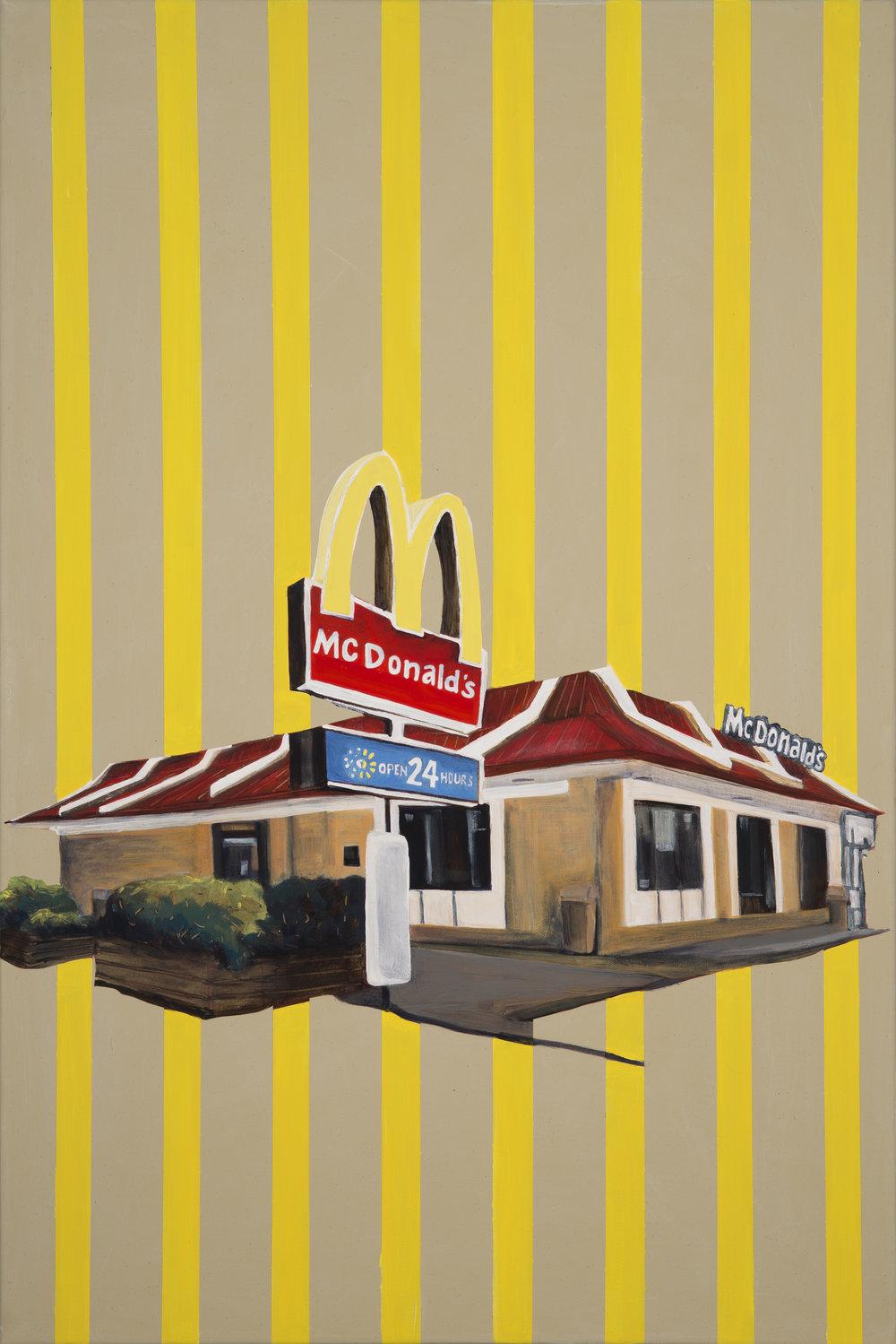 McDonald's, 2017