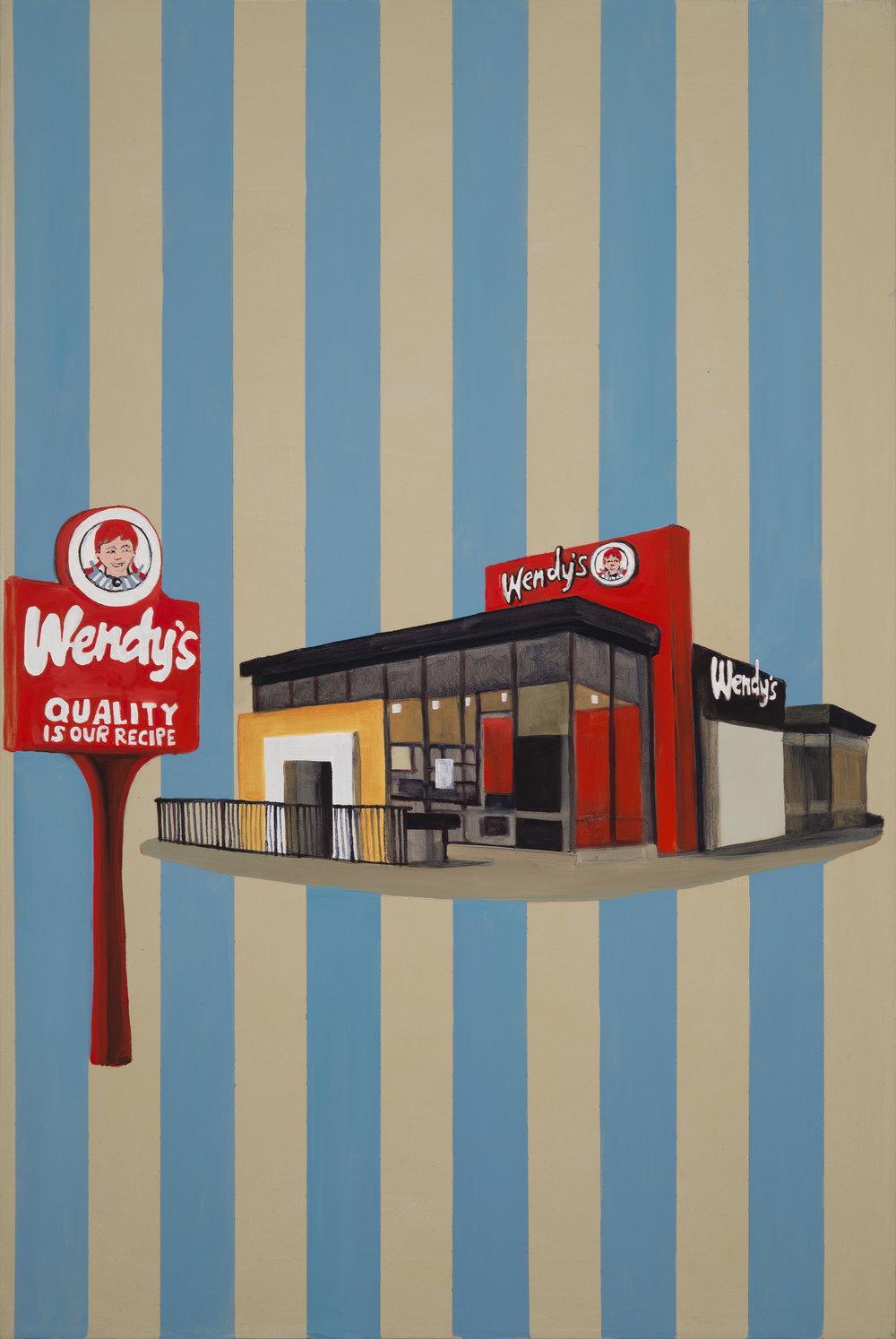 Wendy's, 2017