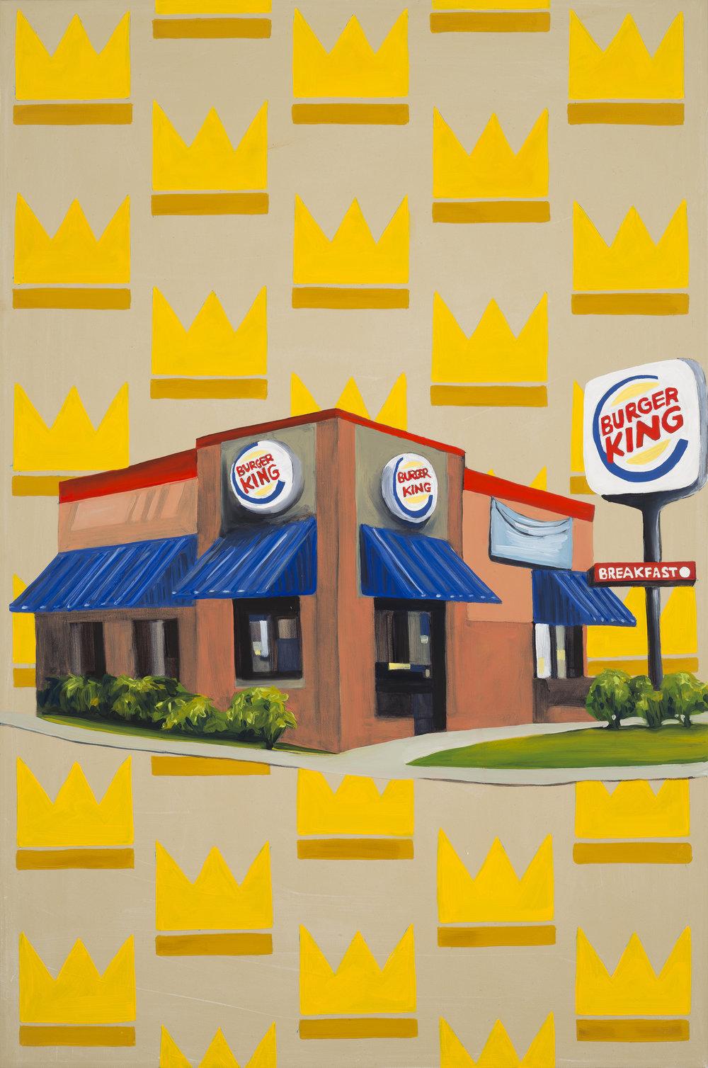 Burger King, 2017