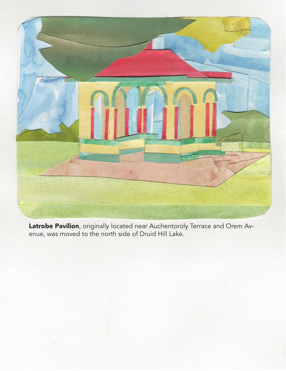 Latrobe Pavillion, 2018