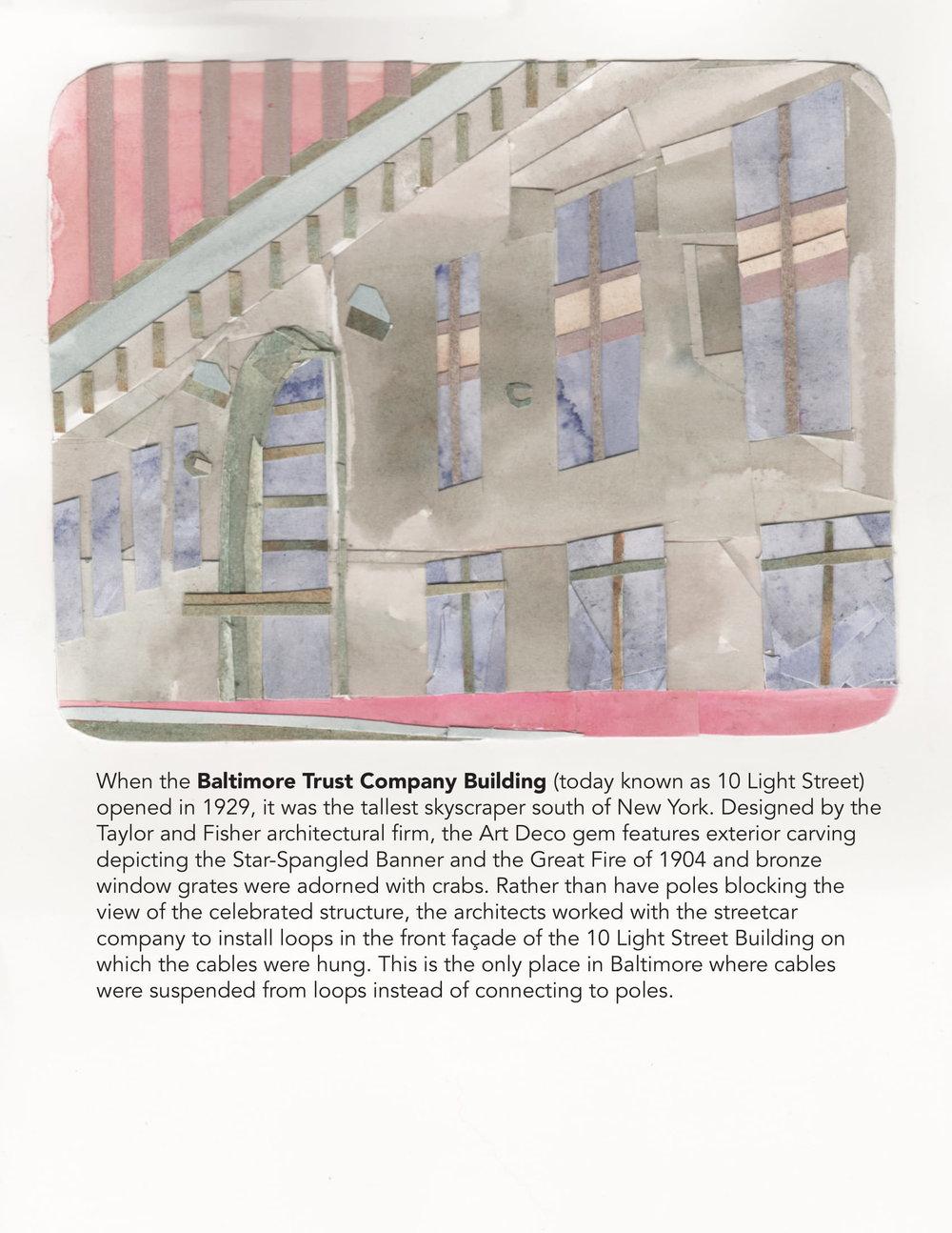 Baltimore Trust Company Building, 2018