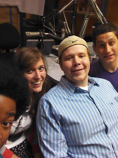 Look! It's Lauren Herget this week with Bryce, James and Brian