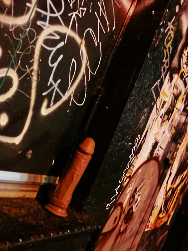 Graffiti Hideout
