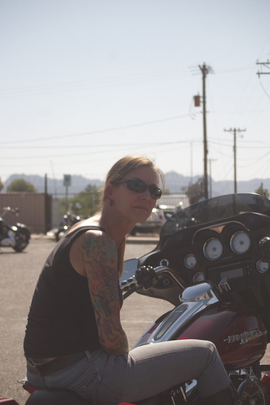 Caren - Owner of Big Sky MotorcyclesTucson, AZ