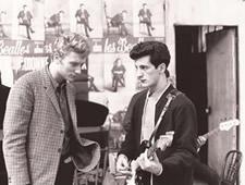 Johnny Hallyday and Joey Greco