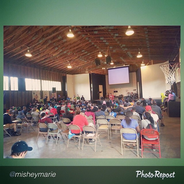 Biggest Camp Collide group to date! Yahhooo! Photo from Michele McGraw @misheymarie