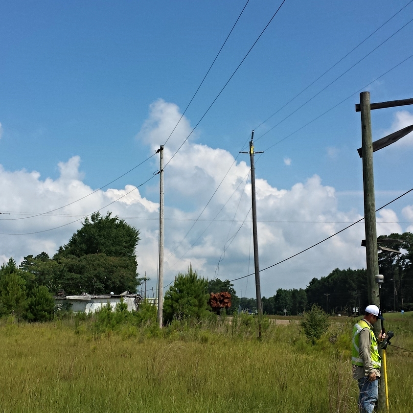 Realignment and Signalization of MS Highway 42 at U.S. Highway 49, Forrest County, MS  2014