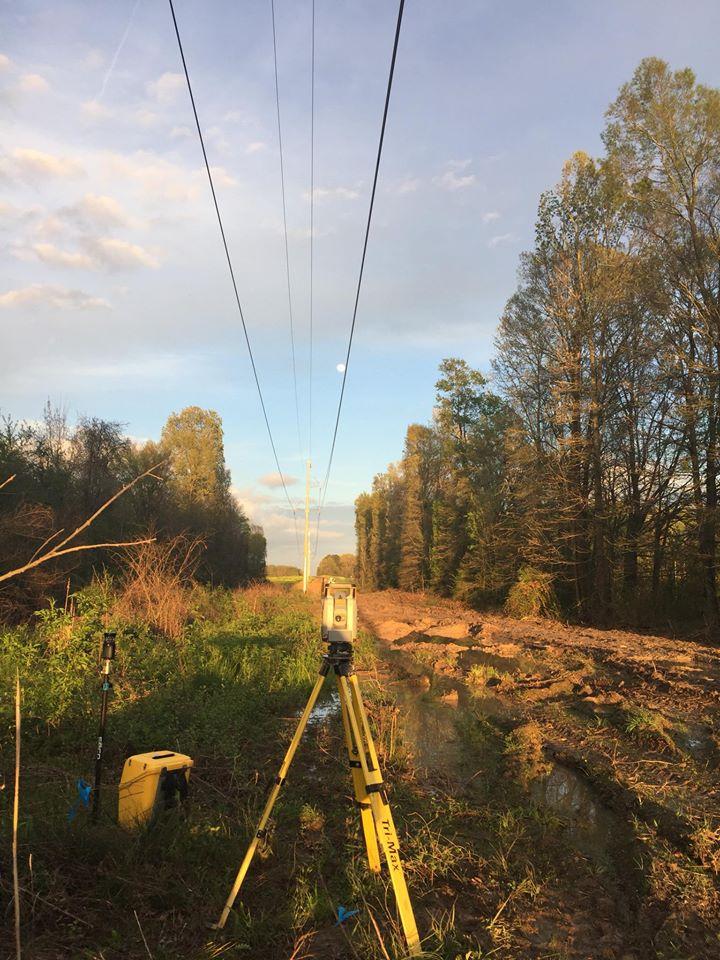 Entergy - Morton Transmission Line - Aerial Surveys