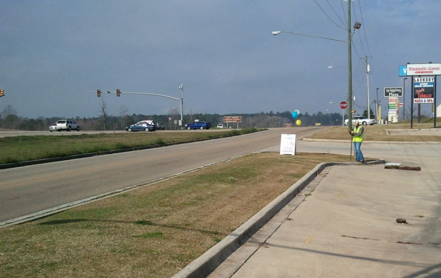US Hwy 49 at Hall Street/US Hwy 49 at Magnolia Drive - Mississippi Department of Transportation (MDOT)  2013