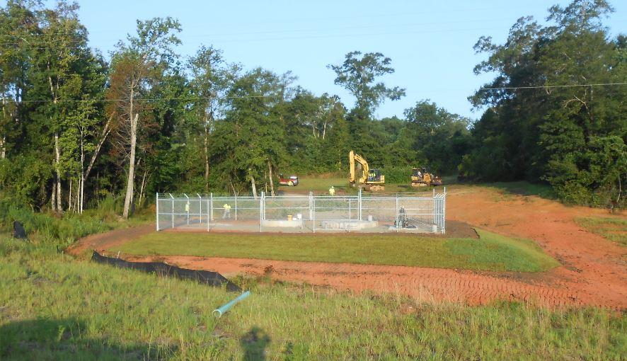 Stone County Utility Authority - S-9 Perkinston Extension  2014