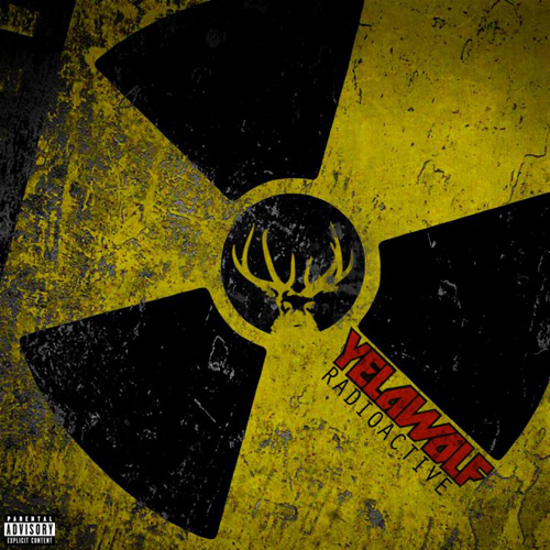 The album cover to Yelawolf's debut album  Radioactive.  Enjoy.   -HB