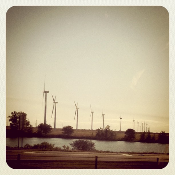 #windmills (Taken with  instagram )