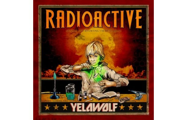 Well Yelawolf changed the album cover of his Shady debut  Radioactive.  I def like this one better; it's more creative. His album is set to drop November 21st. Enjoy.   Old Cover:       -HB