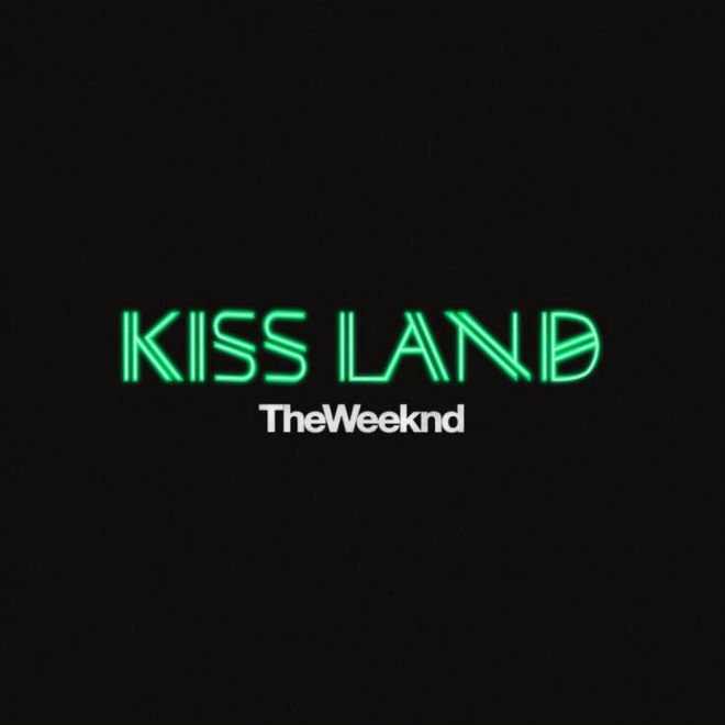 The Weeknd has revealed his new album title:  Kiss Land . I really have no idea what to expect with this album title. Enjoy.   -HB