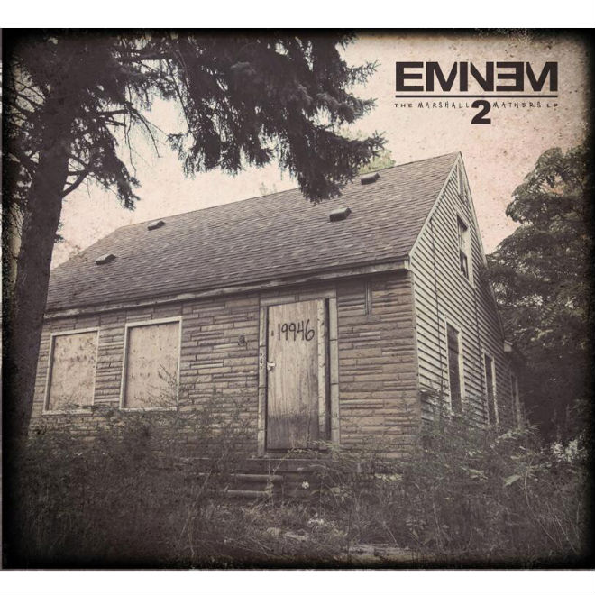 "Eminem is set to release the sequel to his classic album,  The Marshall Mathers LP , on November 5th.  The Marshall Mathers LP 2 , like its predecessor, features Eminem's childhood home in Detroit. It has changed with the times, as you can see above. This artwork alone makes me believe that the sequel will be something wonderful regardless of the ""Berzerk"" single. Enjoy.   -HB"