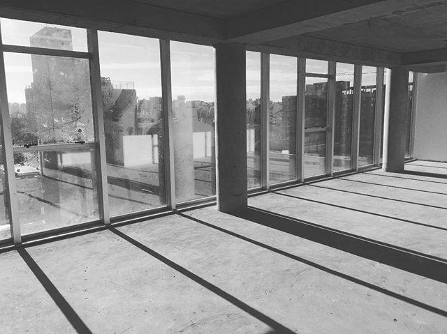 Beginnings #office #newproject #palermo #officedesign