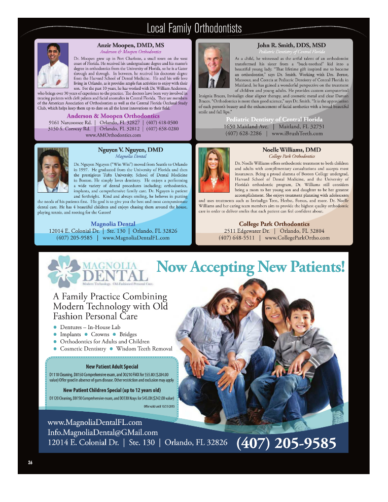 Orlando Family Magazine Magnolia Dental.png
