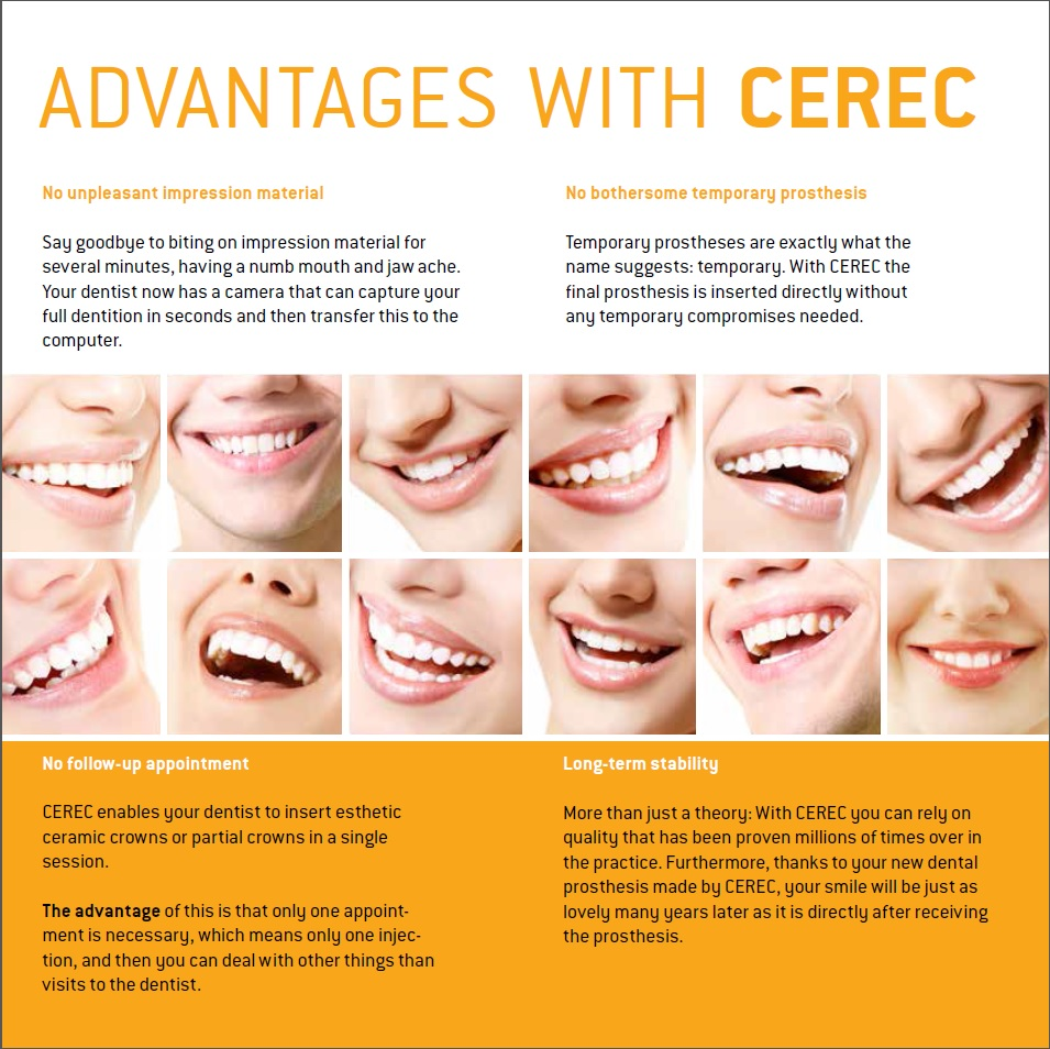 Best Orlando Dentist, CEREC