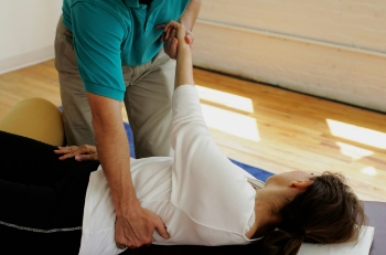 A Feldenkrais session