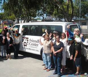 OUR MISSION :   Friendly Center is a comprehensive family and community resource center dedicated to improving the lives of children, adults, and seniors by helping them move toward self-sufficiency through immediate aid and a variety of educational and life skill programs.