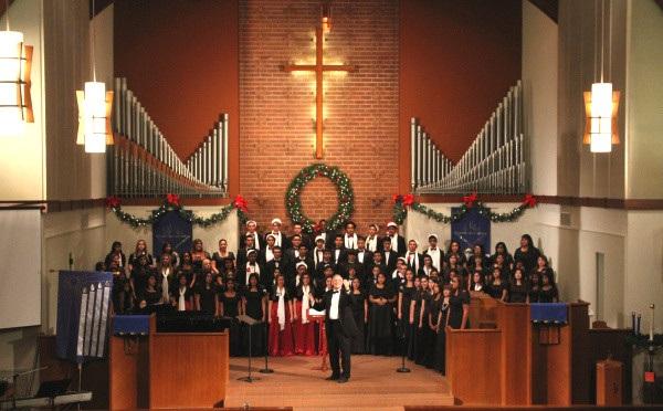 Orange High School Chamber Singers