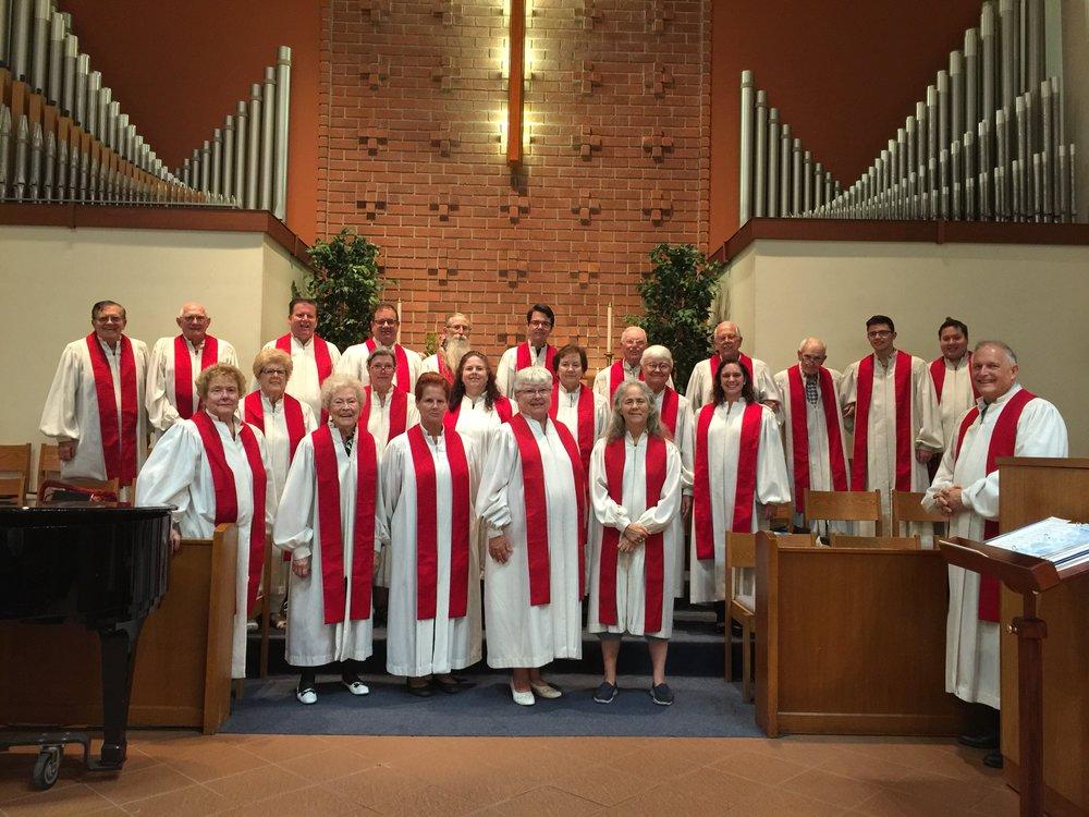 FUMCO Sanctuary Choir