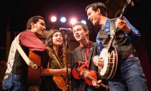 Wimberly Bluegrass Band