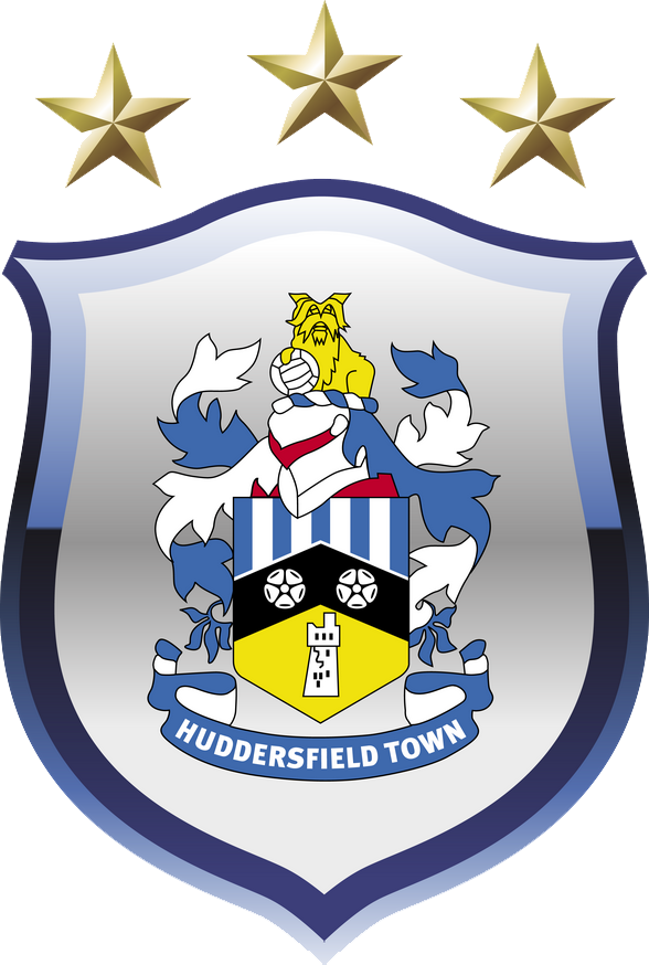 WITH THE GODS CLOTHING - HUDDERSFIELD TOWN FC