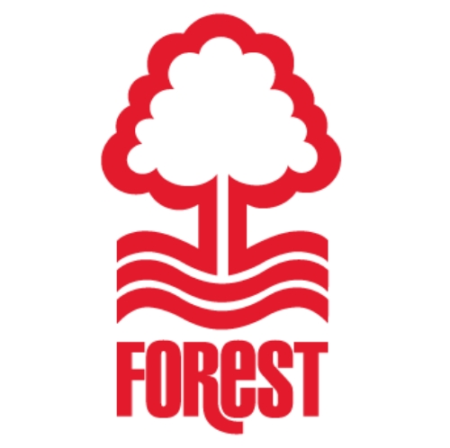 WITH THE GODS CLOTHING - NOTTINGHAM FOREST FC
