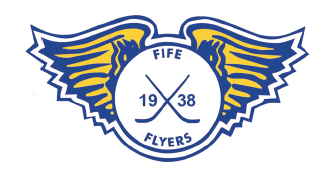 WITH THE GODS CLOTHING - FIFE FLYERS ICE HOCKEY