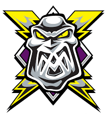 WITH THE GODS CLOTHING - MANCHESTER STORM ICE HOCKEY