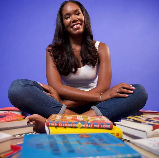 Our #WCW is Kayla Conti C'2013! She started Too Long; Didn't Read, (@tldrblog) a blog that provides quick book reviews and recommendations, highlighting diverse stories from black and brown authors 📚