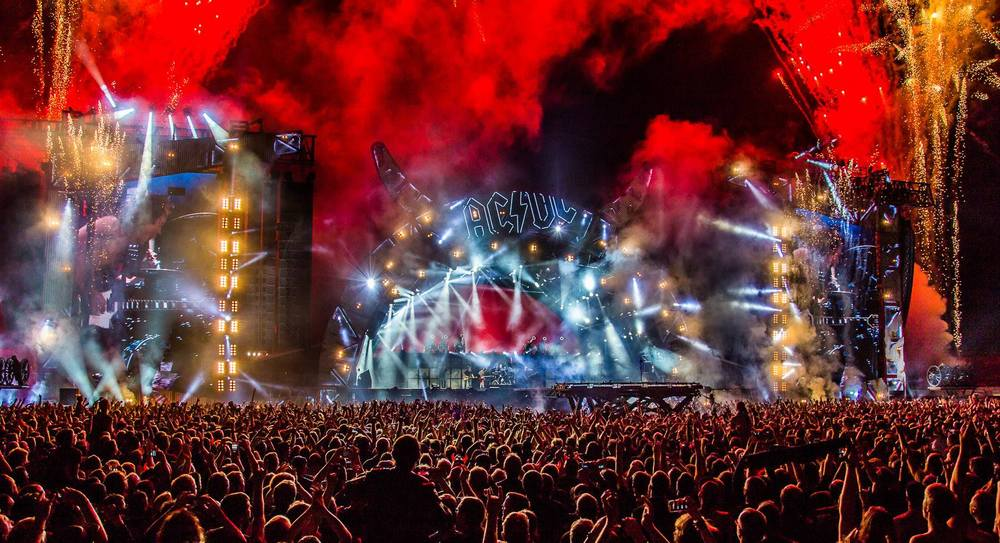 ACDC Rock or Bust Tour 2015