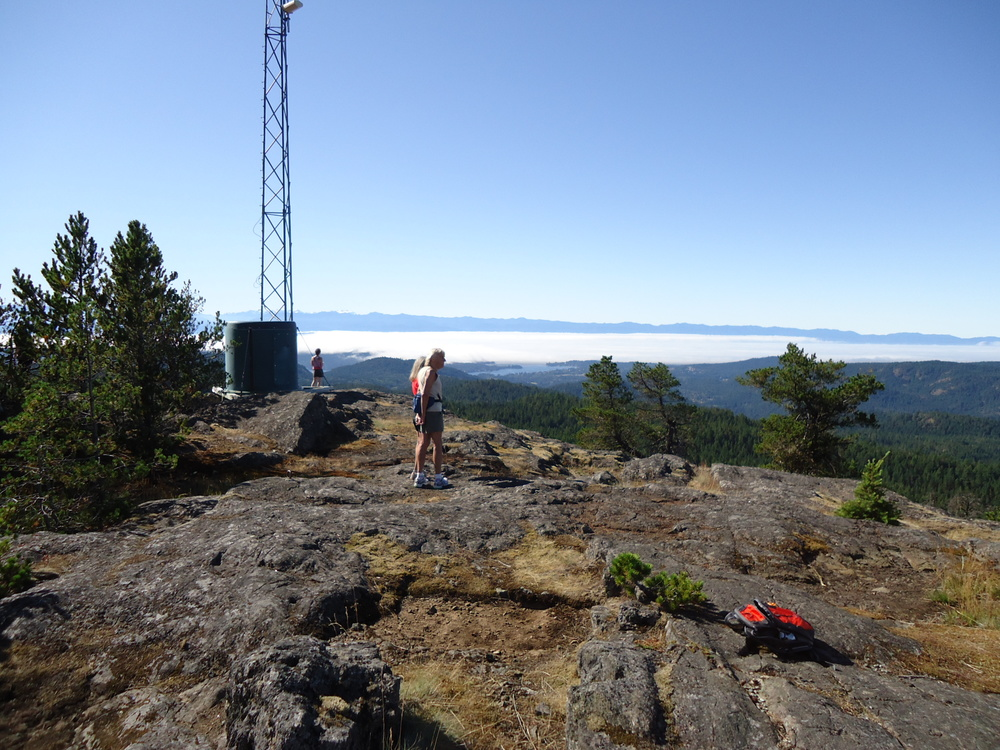 Mount Empress hike