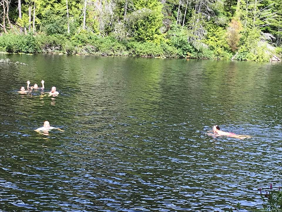 Peden Lake Swim 2018