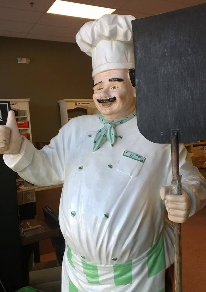 Stop in and meet our head chef, Mario!