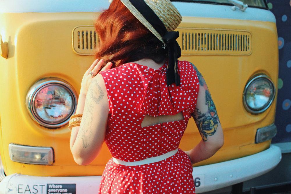 Wax Poetic Sherry Dress in Red Polka Dot 8.jpg