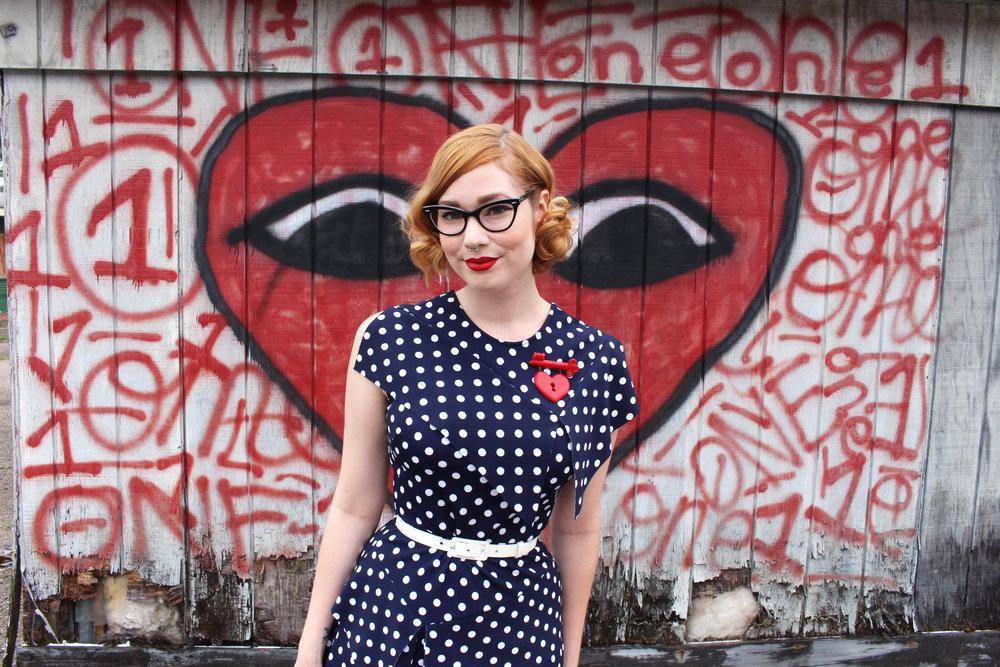 White Polka Dot Wax Poetic Clothing06.jpg