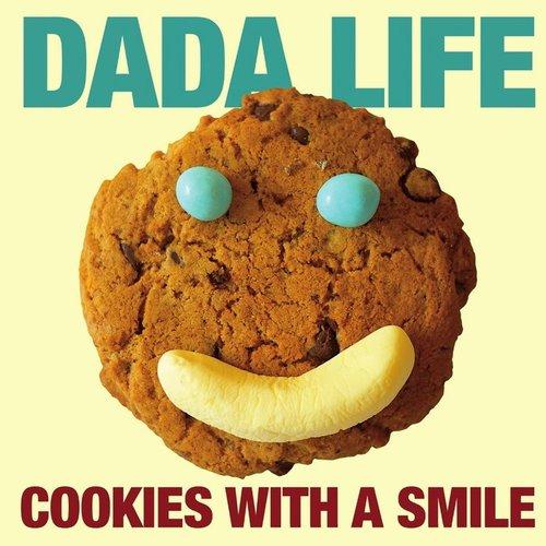 dada 的笑臉餅乾圖