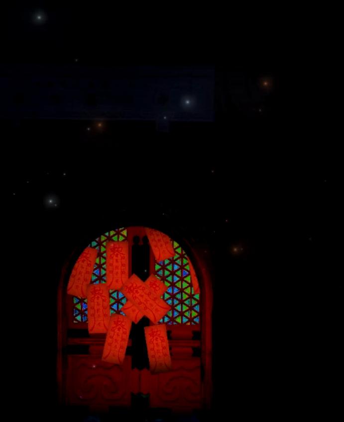 活動啟動後故宮大門將會開啟蟲洞,大家準備好要進入了嗎?